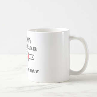 100% Thunder Bay Coffee Mug