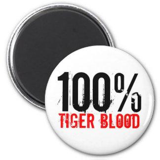 100% Tiger Blood Magnets