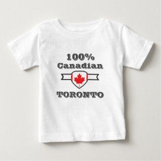 100% Toronto Baby T-Shirt