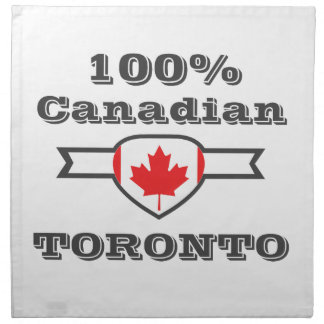 100% Toronto Napkin
