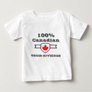 100% Trois-Rivières Baby T-Shirt