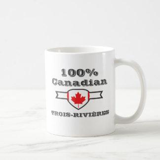 100% Trois-Rivières Coffee Mug