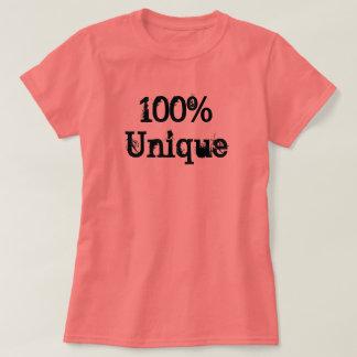 100% Unique Charisma Coral T-Shirt