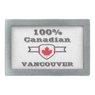 100% Vancouver Belt Buckle