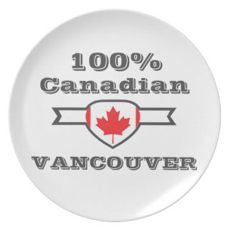 100% Vancouver Plate