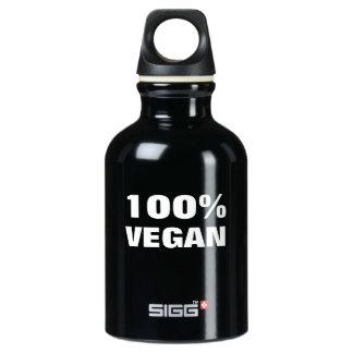100% VEGAN WATER BOTTLE