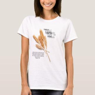 100% Whole Wheat T-Shirt