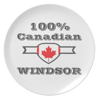 100% Windsor Plate