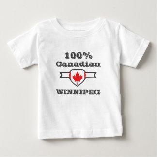 100% Winnipeg Baby T-Shirt