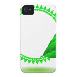100Green Icon_rasterized iPhone 4 Case-Mate Case