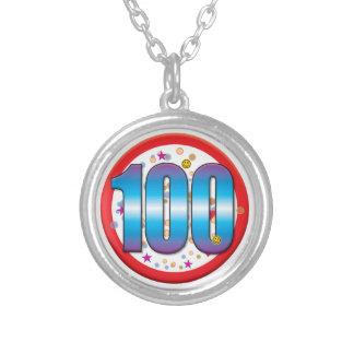 100th Birthday v2 Pendants