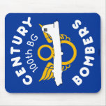 100th Bomb Group  Century Bombers Mouse Pad