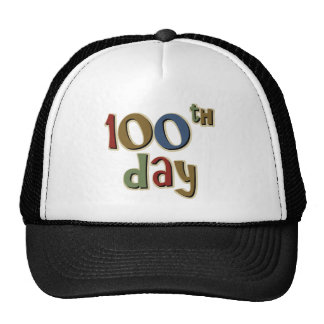 100th Day Hats