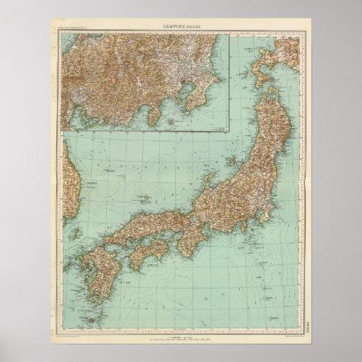 10102 Japan Poster