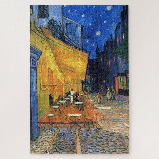 1014 Pieces Puzzle Cafe Terrace