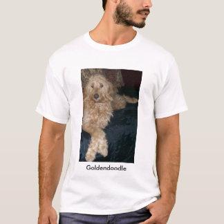 101_1570, Goldendoodle T-Shirt