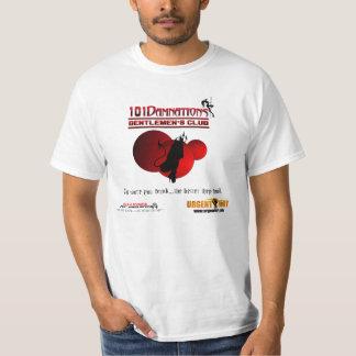 101 Damnations Gentlemen's Club - Customizable T-shirt
