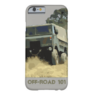 101 Forward Control Barely There iPhone 6 Case