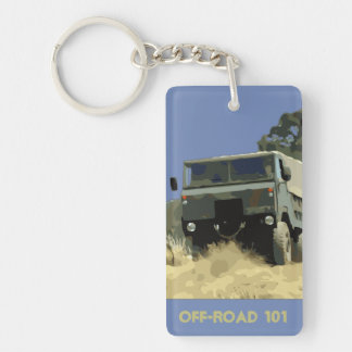 101 Forward Control Key Ring