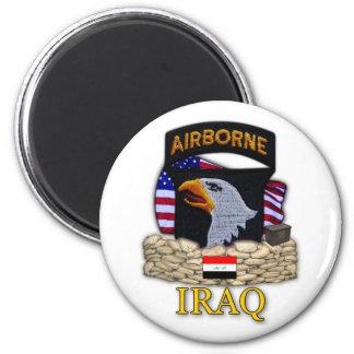 101st ABN airborne division iraq war veterans Magnet