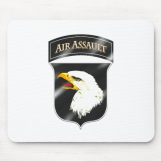 101st Air Assault Division Mouse Pad