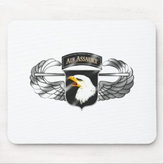 101st Air Assault Screaming Eagles Mouse Pads