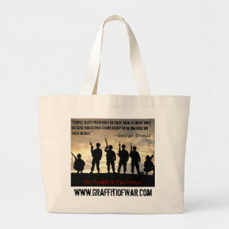 101st Airborne 320th F/A_BatteryB Jumbo Tote Bag