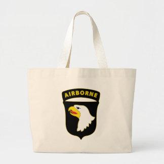 101st Airborne Div Combat Service Badge Bags