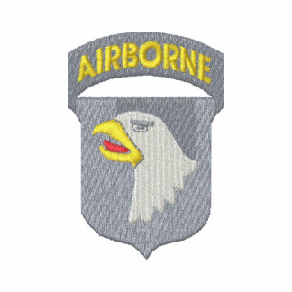 101st. Airborne Division Embroidered Jacket