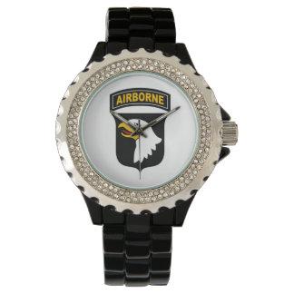 101st Airborne Division Logo Watch