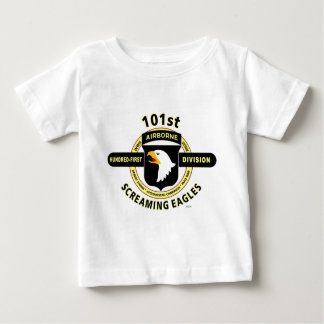 "101ST AIRBORNE DIVISION ""SCREAMING EAGLES"" BABY T-Shirt"