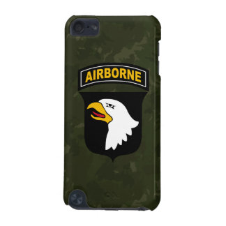 101st Airborne Division Screaming Eagles Camo iPod Touch (5th Generation) Cover