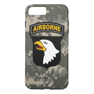 """101st Airborne Division """"Screaming Eagles"""" Camo iPhone 7 Plus Case"""