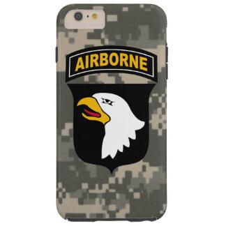 """101st Airborne Division """"Screaming Eagles"""" Camo Tough iPhone 6 Plus Case"""