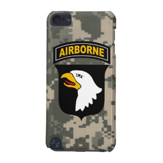 101st Airborne Division Screaming Eagles Digital iPod Touch (5th Generation) Cover