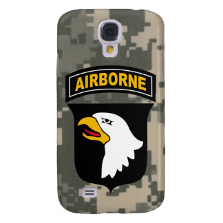 """101st Airborne Division """"Screaming Eagles"""" Digital Samsung Galaxy S4 Cover"""