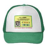 101ST AIRBORNE DIVISION VIETNAM WAR VET MESH HAT