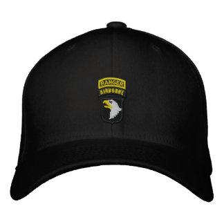 101st Airborne Ranger Embroidered Hat