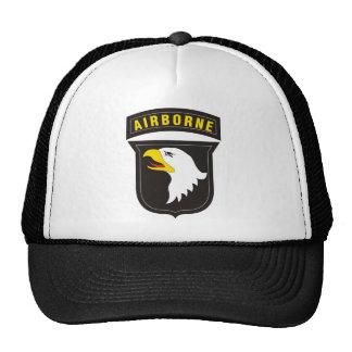 101st Airborne Screaming Eagle Emblem Cap