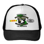 101st Airborne Screaming Eagle Vietnam Ball Caps Hats