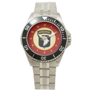101st Airborne Screaming Eagles Watch