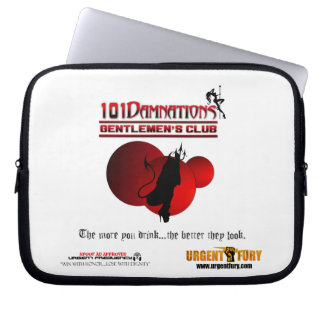 101st Screaming Eagles Spoof Ad Electronics Bag Laptop Computer Sleeve