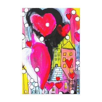 1026 Love Lane Canvas Print