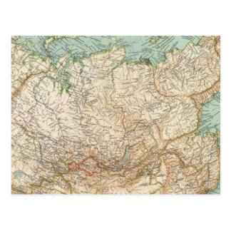 10304 Asiatic Russia Postcard