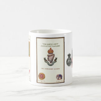 "1030, combo, connaught rangers, ""THE DEVIL'S OW... Coffee Mug"