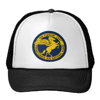 103rd Air National Guard Mesh Hats