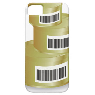 105Canned Food _rasterized Barely There iPhone 5 Case