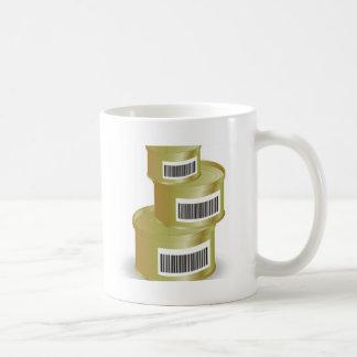 105Canned Food _rasterized Coffee Mug