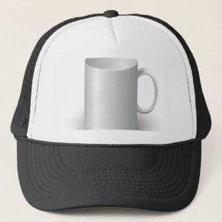 106White Mug _rasterized Trucker Hat