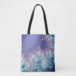 108-03 big blue mandy in an icy sea tote bag